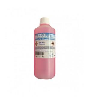 ALCOOL ETILICO DENATURATO500ML