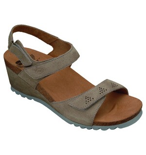 NISELA SUEDE WOMENS GREY 38