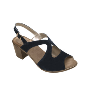 JOCELYN SUEDE WOMENS BLUE 37