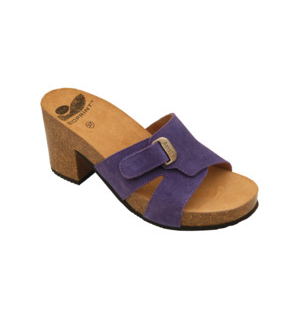 PRELLE SUEDE WOMENS PURPLE 39