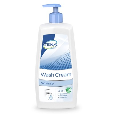 TENA WASH CREAM 500ML 4242