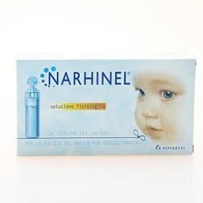 NARHINEL SOL FISIOL 20F 5ML