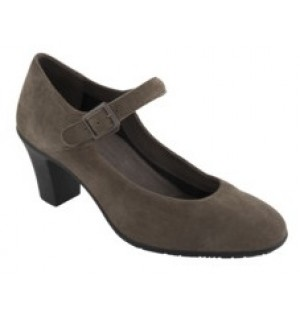 JUDIT SUEDE WOMENS TAUPE 38