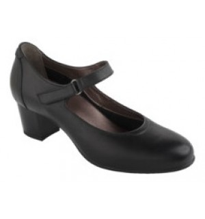 TANNEL LEATHER WOMENS BLACK 38