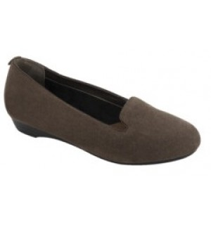 LEDA SUEDE WOMENS EARTH 40