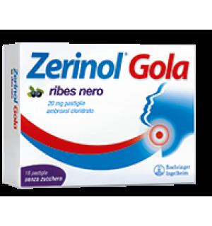 ZERINOL GOLA RIBES*18PAST 20MG